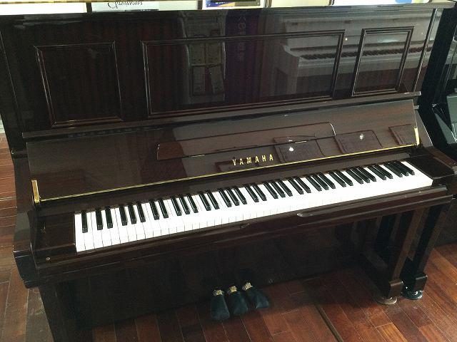 ヤマハリニューアルピアノ YU3Sa
