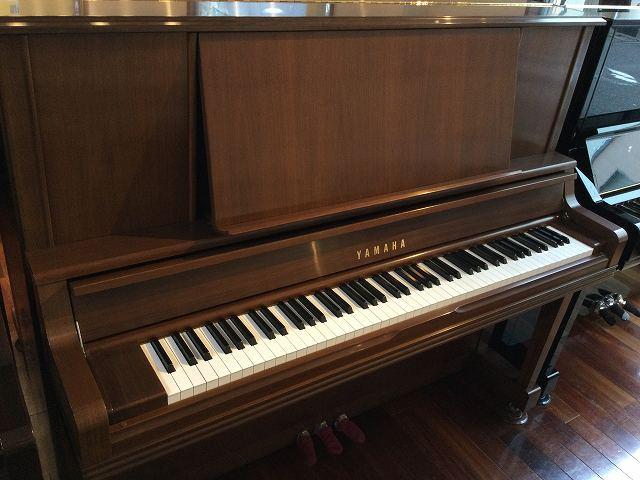 ヤマハリニューアルピアノ YU5Wn