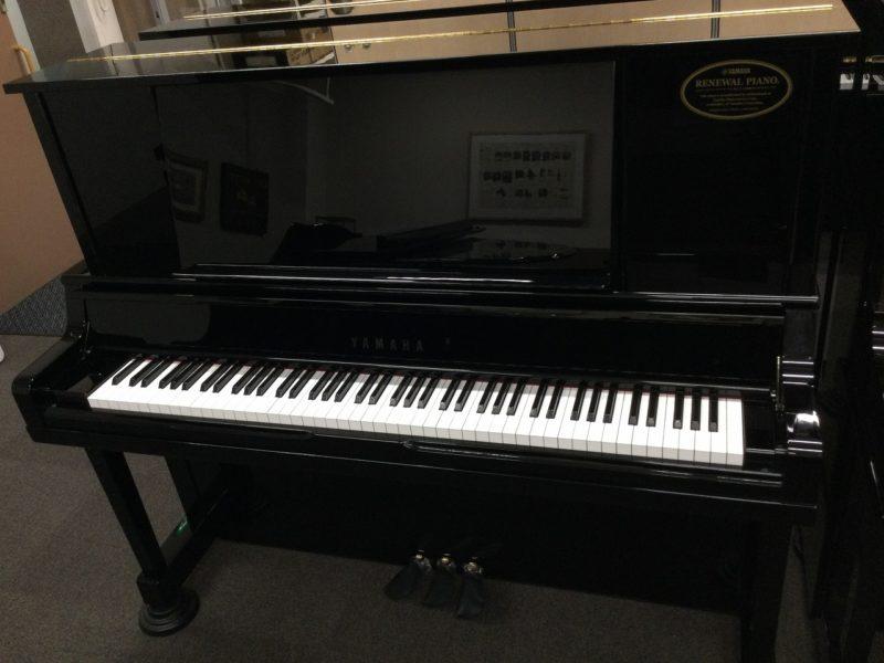 ヤマハリニューアルピアノ UX30A