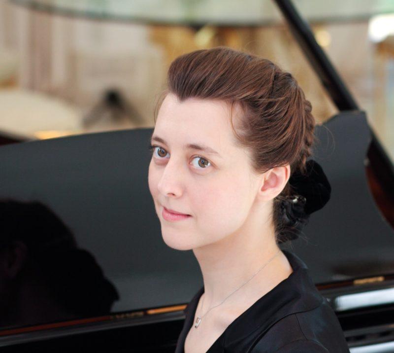 イリーナ・メジューエワ ピアノ特別レッスン 受講生募集中です