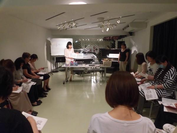 三木楽器講師研修「ラララ伝達研修」が実施されました。