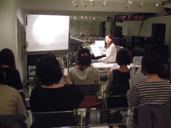 三木楽器講師研修「創作講座」が実施されました。