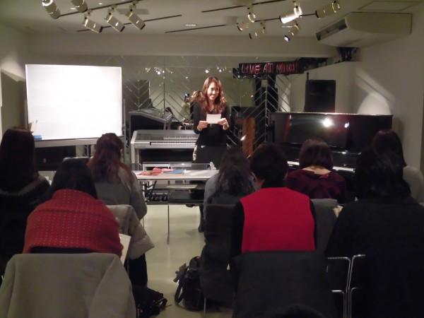 三木楽器講師研修「ソナタ1テキスト」が実施されました。