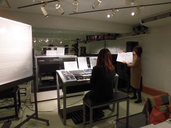 三木楽器講師研修「アンサンブル指導法」が実施されました。