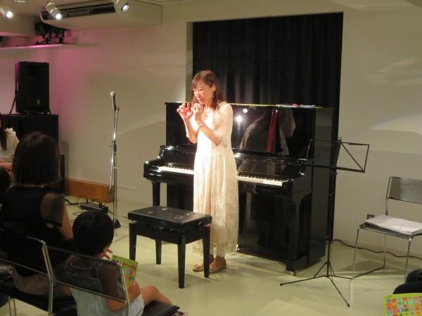 ピアノファンタジアコンサートを開催致しました。