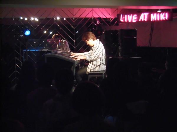 10/28 窪田宏LIVE AT MIKIレポート