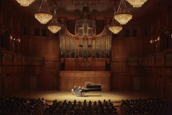 イリーナ・メジューエワピアノリサイタルが開催されました。